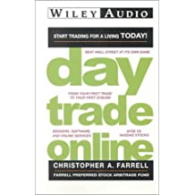 Day Trade Online: Start Trading For a Living Today! 2 Cassettes