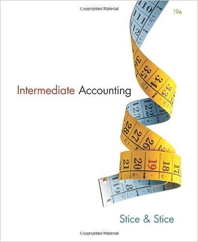 Amazon intermediate accounting 9781133957911 earl k stice intermediate accounting 19th edition fandeluxe Image collections