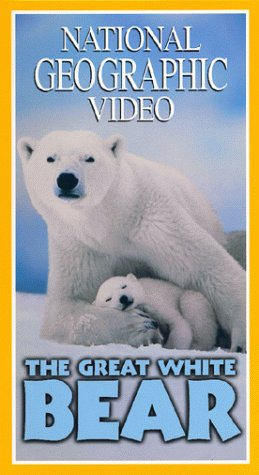 National Geographic's The Great White Bear [VHS]