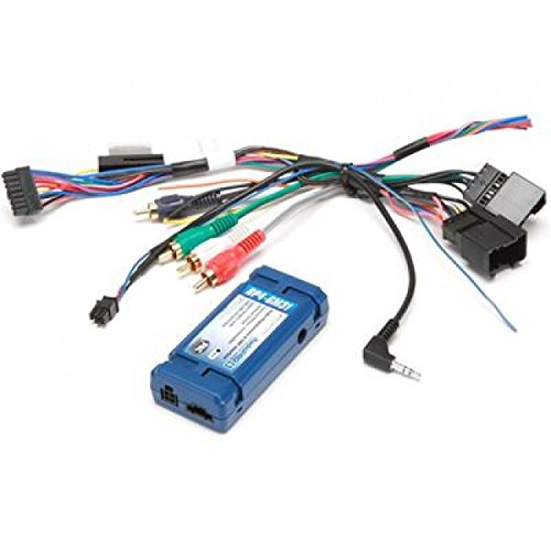 PAC RP4-GM31 Radiopro4 Stereo Replacement Interface with Steering Wheel Controls for Select GM Vehicles with Canbus