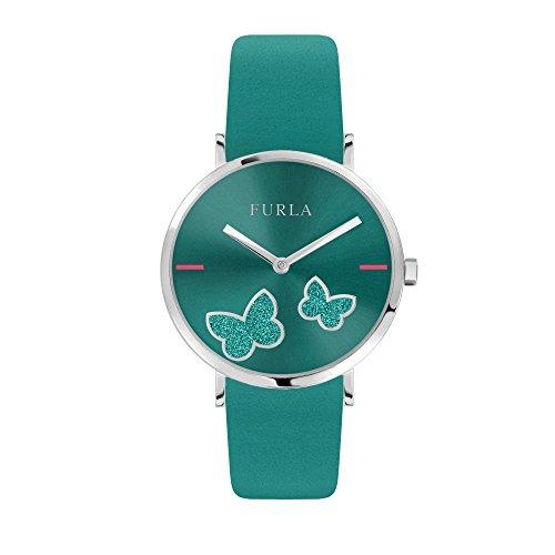 cute butterflies design women's watch