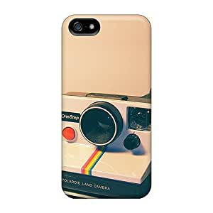 Ideal Saraumes Case Cover For Iphone 5/5s(old Polaroid), Protective Stylish Case