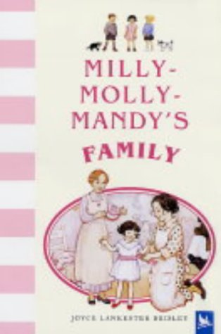 book cover of Milly-Molly-Mandy\'s Family