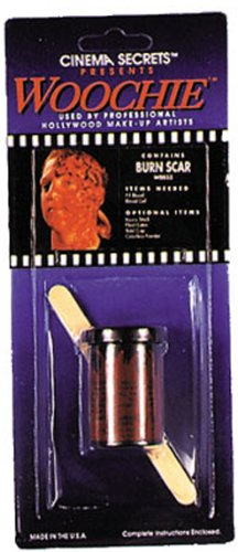 Burn Scar Makeup (WMU 563306 Burn Scar Wound Effect - Costume Makeup)
