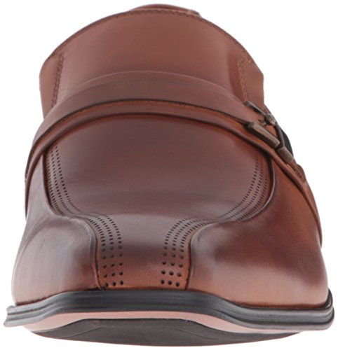 Kenneth Cole New York Mens Lo Blocca Sul Cognac Mocassino