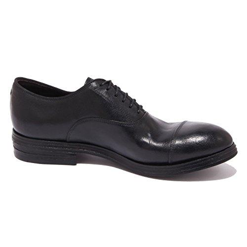 Scarpa Shoe Men Uomo 6360R Nero Classica RAPARO Nero OqU6wZx