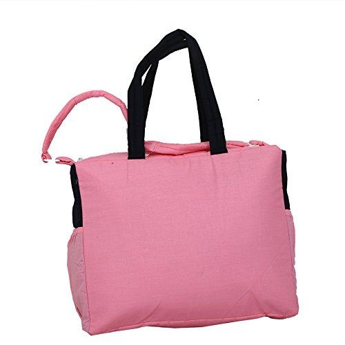 Kuber industrias bolsa de pañales, bolsa de cambiar pañales, bolsa de la Mamma (Big & Tall)