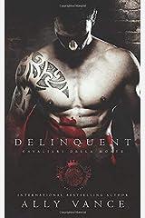 Delinquent (Cavalieri Della Morte) Paperback