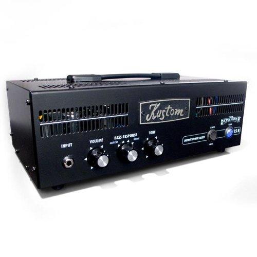 Kustom Amps DEFENDER15H The Defender 15-Watt Class A Guitar Head