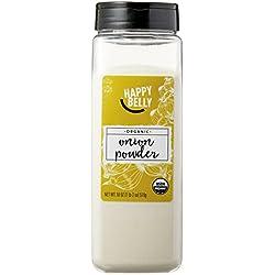 Happy Belly Organic Onion Powder, 18 oz