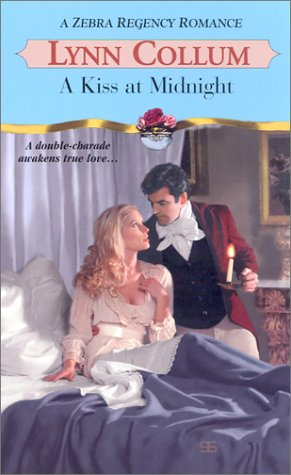book cover of A Kiss At Midnight