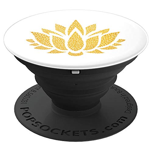 Lotus Flower PoP Socket - PopSockets Grip and Stand for Phones and Tablets