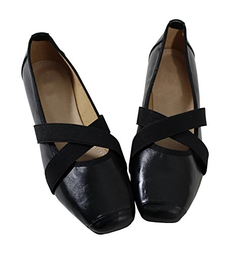 Ballerine Nero By Donna By Shoes Shoes p47qF