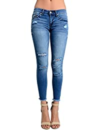 Amazon.com: Kancan - Jeans / Clothing: Clothing, Shoes & Jewelry