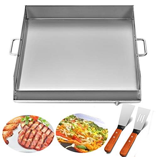 Happybuy Universal Flat Top Griddle 18