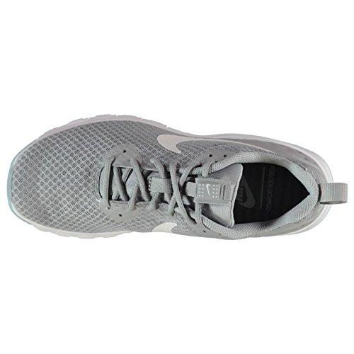 Nike Air Max Motion leicht Training Schuhe Herren Grau/Weiß Trainer Sneakers