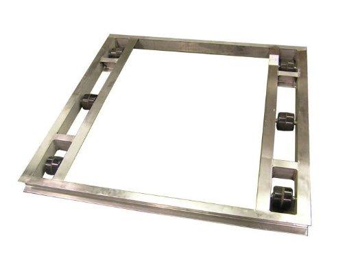Flat Aluminum Pallet Dollie 24
