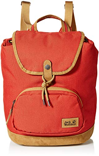Jack Wolfskin Long Acre Hiking Daypacks, Mexican Pepper, One Size