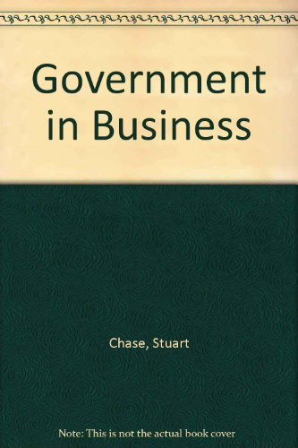 Government in Business.