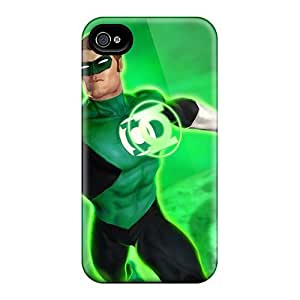 Hot ADS28AMKl Cases Covers Protector Iphone 5/5S - Green Lantern