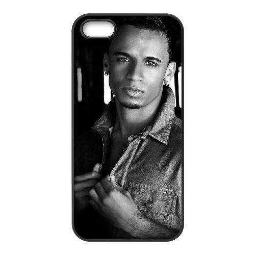 Jls 001 coque iPhone 5 5S cellulaire cas coque de téléphone cas téléphone cellulaire noir couvercle EOKXLLNCD24826