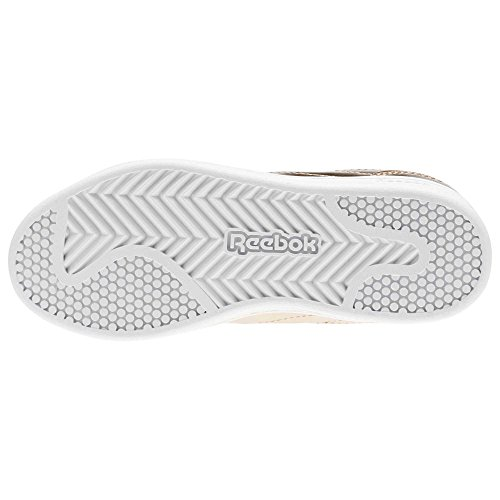 Reebok Reebok Royal Complete MFC–�?, Mädchen Sneaker, Pink (Rose Gold Metallic/White)