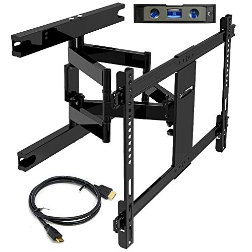 Everstone Tv Wall Mount 37 70 Tvs Dual Articulating Arm