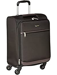 Softside Spinner Luggage - 21-inch, Carry-on/Cabin Size, Black