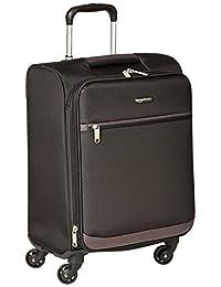 AmazonBasics Softside Spinner Luggage - Azul Marino