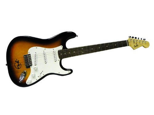 Eric Clapton Autographed Signed Fender Guitar Inchslowhand Inch Autographed Signed Facsimile