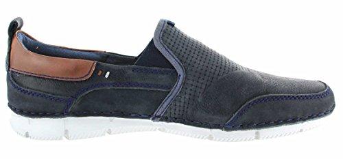 Loafer Blue Dr Loafer 665 5 Men's Asuntoja Sininen 63 Miesten Dr 5 0 Flats Brinkmann 665 Brinkmann 0 63 BSnqx1
