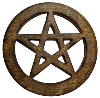 (Pentagram altar tile 4