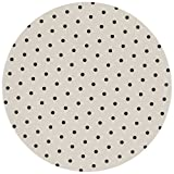 Kate Spade New York Raise a Glass Melamine Salad Plate, Dots