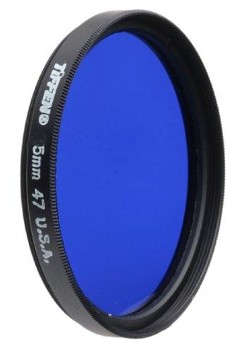 Tiffen 52mm 47 Filter (Blue) by Tiffen