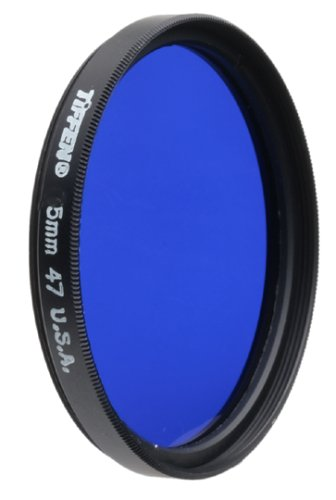 Tiffen 58mm 47 Filter (Blue)