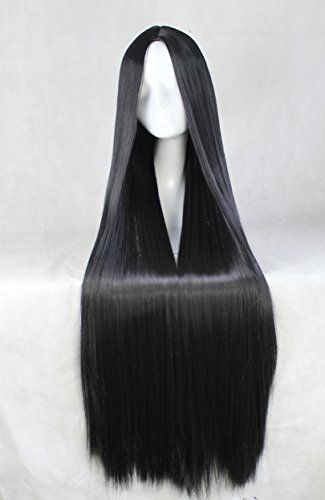 Simpleyourstyle Women Anime Cosplay Wigs 100cm 39.4inch Long