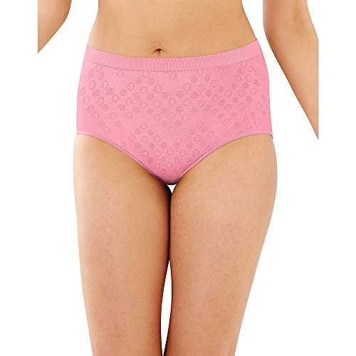 37f2f5d07f Bali Women s Comfort Revolution Brief Panty (3-Pack) at Amazon Women s  Clothing store