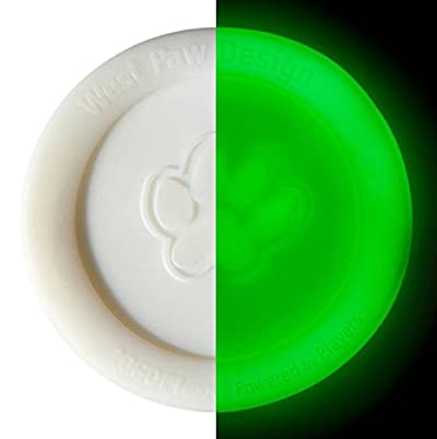 "Zisc Disc Frisbee West Paw 6.5"""