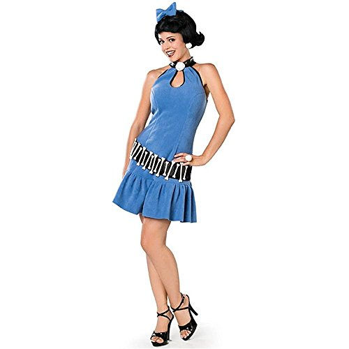 The Flintstones Betty Rubble Adult Costumes - Betty Rubble Adult Costume - Small