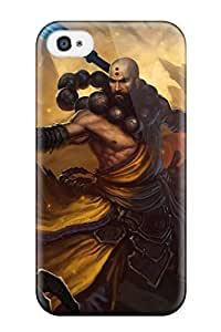 Hard Plastic Iphone 4/4s Case Back Cover Hot Diablo Case At Perfect Diy