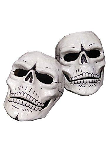 007 James Bond Skull Skeleton Full Face Mask for Halloween Costume