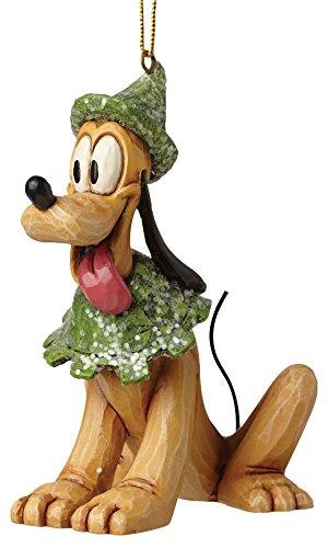 Disney Traditions Pluto Hanging Ornament Figure Enesco A28241