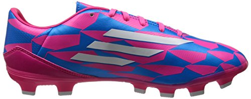 Adidas F10 Hg - Zapatos para hombre, color sopink/cwhite/solblu, talla Sopink/Cwhite/Solblu