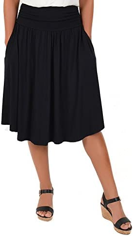 Stretch is Comfort Women's Pocket Skirt