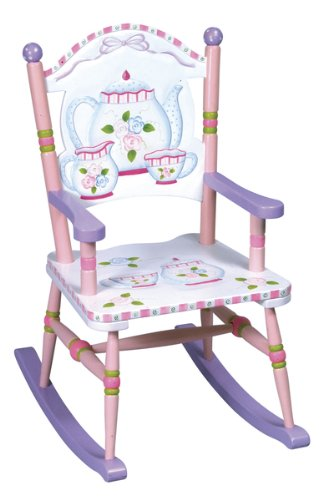 Guidecraft Tea Party Rocking Chair by Guidecraft