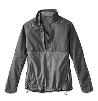 Orvis Mens Upland Hunting Softshell Jacket