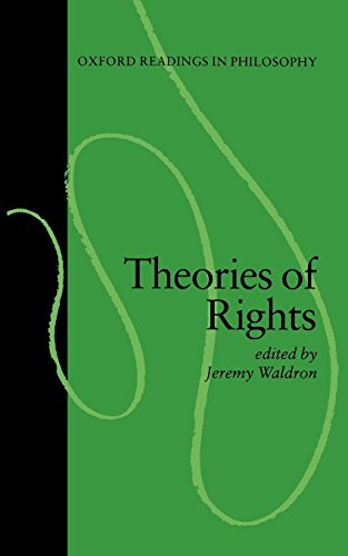 Theories of Rights (Oxford Readings in Philosophy) por Jeremy Waldron
