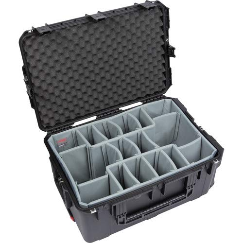 iSeries 2617-12 Case with Think Tank-Designed Photo Dividers &Lid Foam (Black) [並行輸入品]   B07PH8SDYC