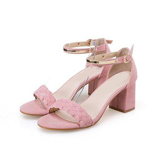 35 Ballerine Rosa AN Rosa Donna DIU01024 T5w8Xq