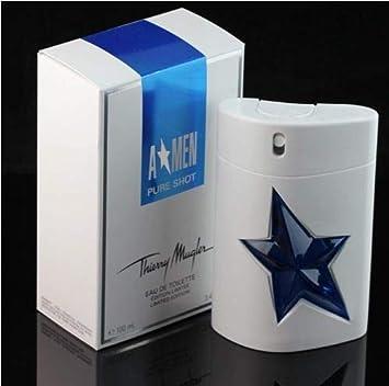 5a49278bc Thierry Mugler Angel Men Pure Shot for Men -100 ml, Eau de Toilette ...